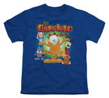 Youth: Garfield - The Garfield Show T-shirts