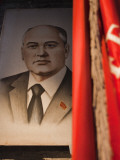 Portrait of Mikhail Gorbachev, Ussr Leader in the 1990S, Estonia Photographic Print by Walter Bibikow