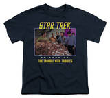 Youth: Star Trek Original - The Trouble With Tribbles T-shirts