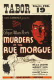Murders in the Rue Morgue Prints