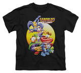Youth: Garfield - Tongue Of Doom T-Shirt