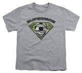 Youth: Superman - Soccer Shield Shirts