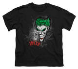 Youth: Batman - Joker Sprays The City T-Shirt