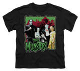 Youth: Munsters - Normal Family Shirts