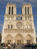 Notre Dame Cathedral, Ile De La Cite, Paris, France Photographic Print by Sergio Pitamitz
