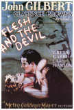 The Flesh and the Devil Posters