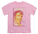 Youth: Elvis - Trouble With Girls Poster T-Shirt