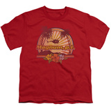 Youth: Magnum PI - Hawaiian Sunset T-Shirt