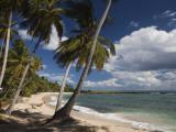 Playa El Frances Beach, El Frances, Samana Peninsula, Dominican Republic Photographic Print by Walter Bibikow