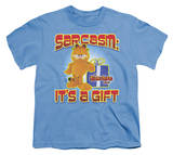Youth: Garfield - Sarcasm Shirts