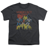 Youth: Justice League America - World&#39;S Best T-Shirt