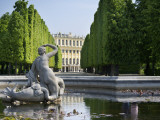 Schonbrunn Palace Sculpture, Vienna, Austria Photographic Print by Jim Engelbrecht