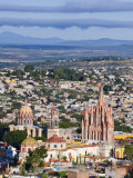 San Miguel De Allende, Guanajuato, Mexico Photographic Print by Rob Tilley