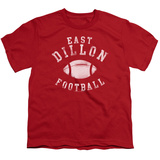 Youth: Friday Night Lights - East Dillon Football T-shirts