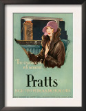 Pratts, Magazine Advertisement, UK, 1930 Prints