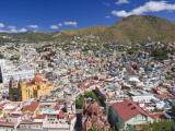 Guanajuato, Mexico Photographic Print by Rob Tilley