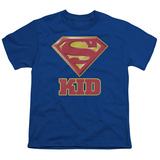 Youth: Superman - Super Kid Shirts