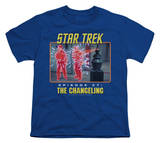 Youth: Star Trek Original - The Changeling T-Shirt