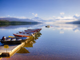Lake Mcdonald, Glacier National Park, Montana, USA Photographic Print by Jamie & Judy Wild