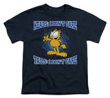 Youth: Garfield - Heads Or Tails T-shirts
