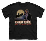 Youth: Knight Rider - Full Moon T-shirts