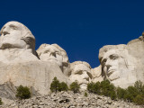 Mount Rushmore, Keystone, Black Hills, South Dakota, USA Photographic Print by Sergio Pitamitz