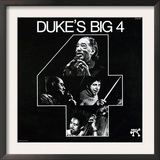 Duke Ellington - Duke's Big Four Poster