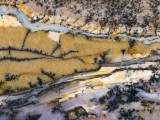 Close-Up of Amethyst Sage Agate, Nevada, USA Papier Photo par Dennis Kirkland