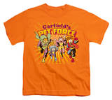 Youth: Garfield - Pet Force Burst Shirt