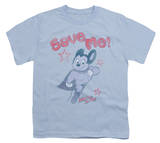 Youth: Mighty Mouse - Save Me T-shirts