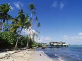 Coconuts Beach Club Resort, Apia, Samoa Photographic Print by Douglas Peebles