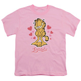 Youth: Garfield - Lovable T-shirts