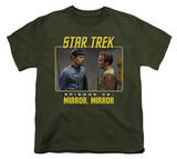 Youth: Star Trek Original - Mirror Mirror Shirts