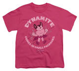 Youth: Mighty Mouse - Dynamite T-Shirt