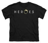 Youth: Heroes - Logo Shirt