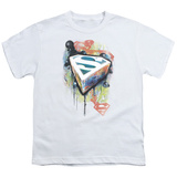 Youth: Superman - Urban Shields T-shirts