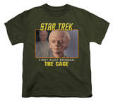Youth: Star Trek Original - The Cage Shirts