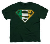 Youth: Superman - Irish Shield T-shirts