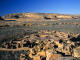 Pueblo Bonito, Chaco Culture National Historical Park, New Mexico, USA Photographic Print by Bernard Friel
