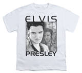 Youth: Elvis - Up Front T-Shirt
