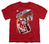 Youth: Justice League America - Showcase 4 Cover T-shirts