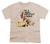 Youth: Mirror Mask - Important Man T-Shirt