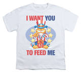 Youth: Garfield - I Want You Shirts