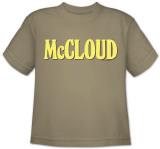 Youth: Mccloud - Logo T-shirts
