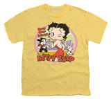 Youth: Boop - Kiss T-shirts