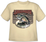 Youth: Wildlife-Large Mouth Bass T-shirts