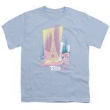 Youth: Pink Panther - Tres Pink Shirt