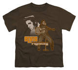 Youth: Elvis - The Hillbilly Cat T-shirts