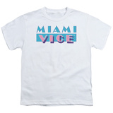 Youth: Miami Vice - Logo T-shirts