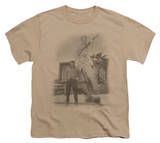 Youth: Elvis - Larger Than Life T-shirts